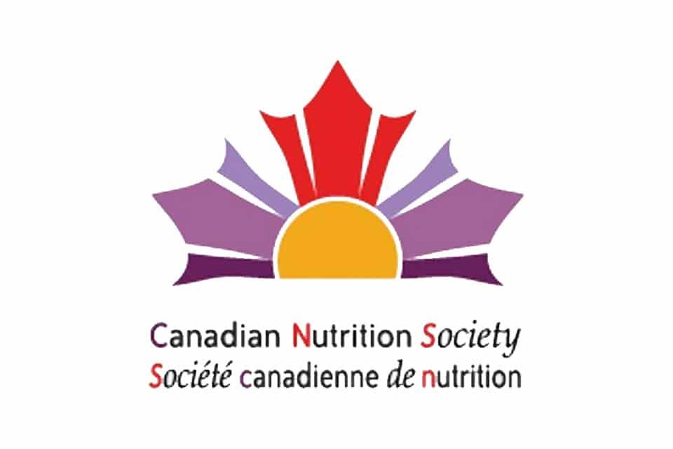 Canadian Nutrition Society Logo
