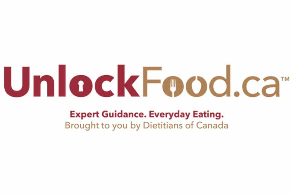 Unlock Food Logo Logo